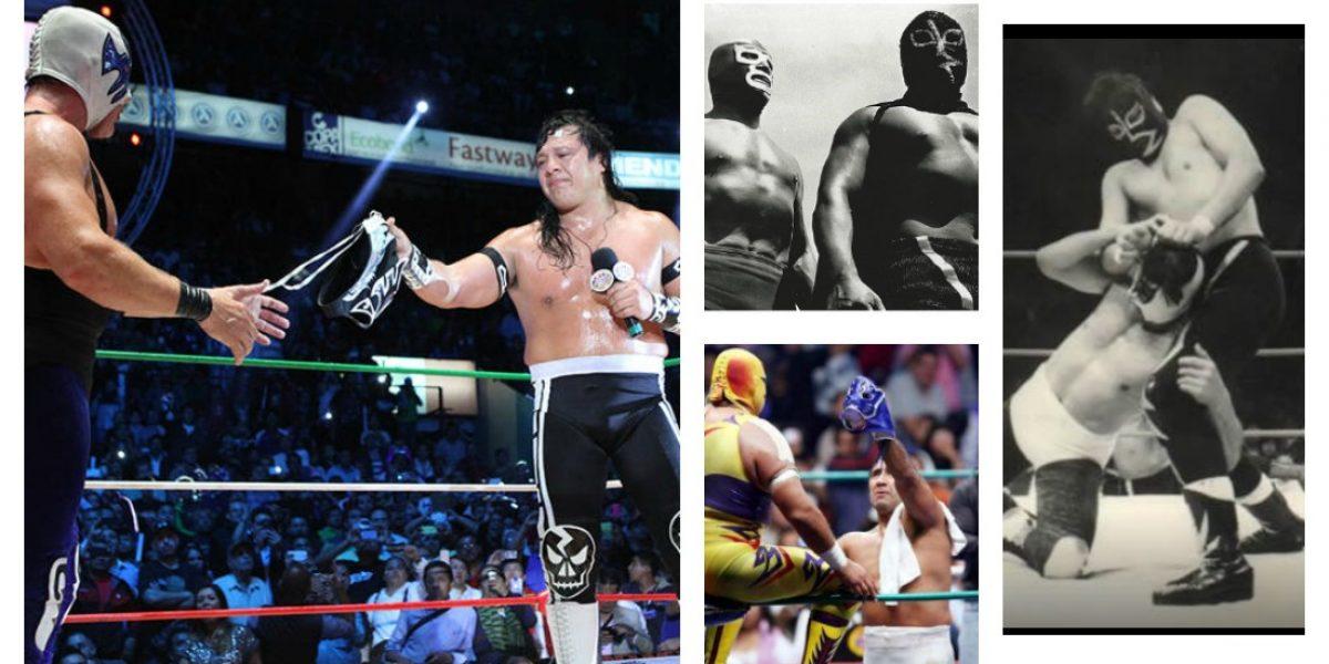 VIDEO: Así perdieron la máscara las grandes leyendas de la lucha libre