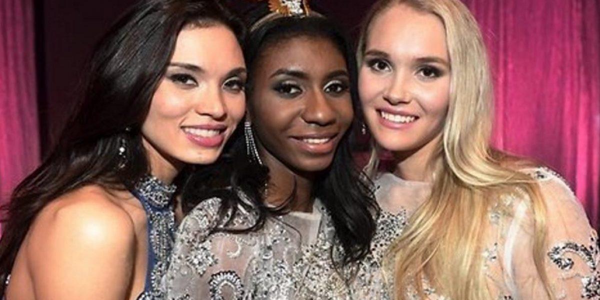 Critican a la ganadora de Miss Helsinki 2017 por