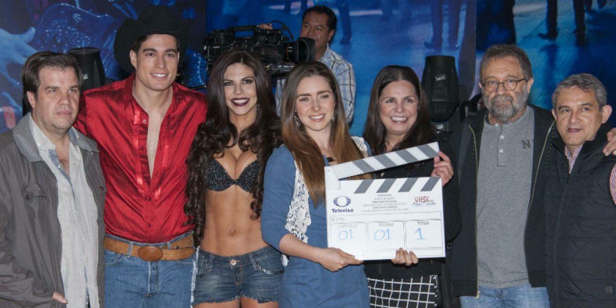 Rosy Ocampo se inspira en la migración y el sueño americano para su nueva telenovela