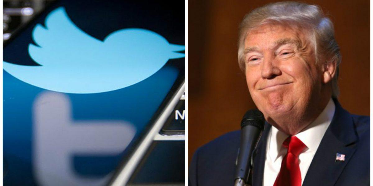 Donald Trump sigue a 42 en Twitter ¿quiénes son?