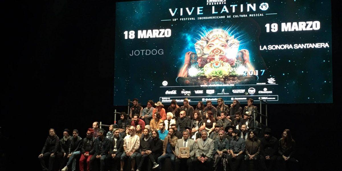 Festival Vive Latino abrirá área familiar y lanza nueva aplicación