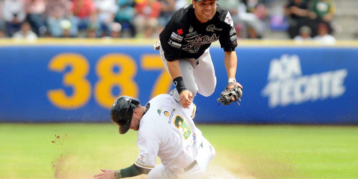 La Liga Mexicana de Beisbol sólo se jugaría con ocho equipos