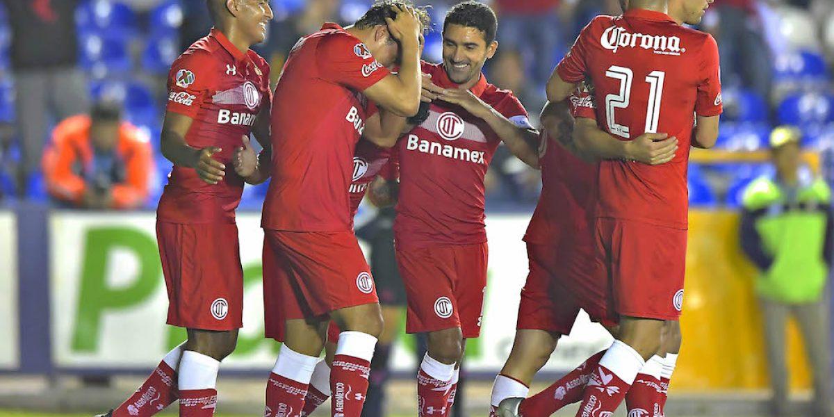 Toluca debuta en la Copa Corona MX con triunfo sobre el Celaya