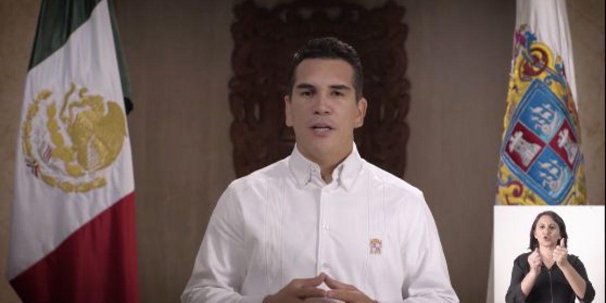 Gobernador de Campeche llama a boicot contra Ford