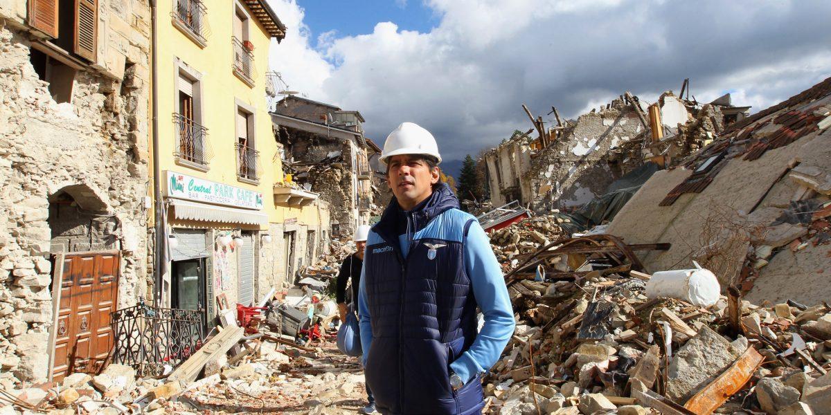 Terremoto en Italia: varios sismos sacuden el centro del país