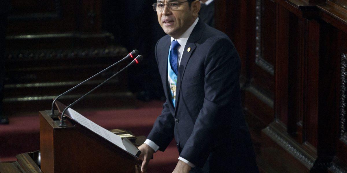 Guatemala: detienen a hermano e hijo del Presidente por corrupción