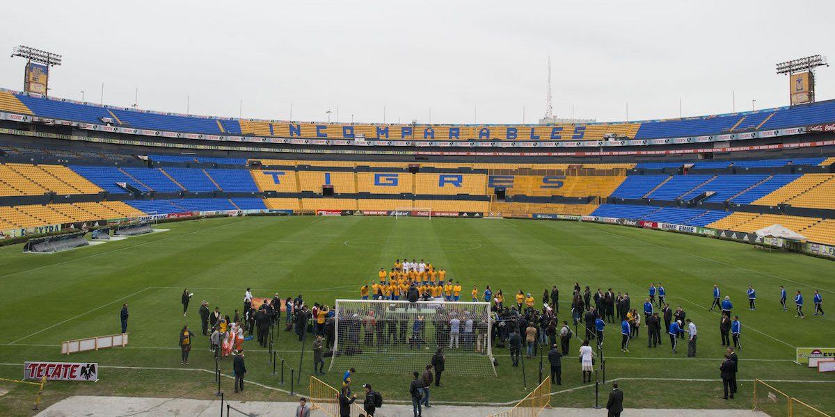 Revelan que no habrá estadio nuevo para los Tigres de la UANL