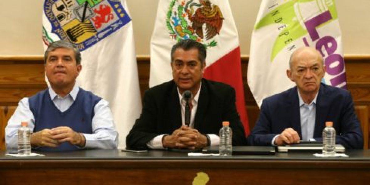 Bronco pide bajar fotos y video del tiroteo en Monterrey