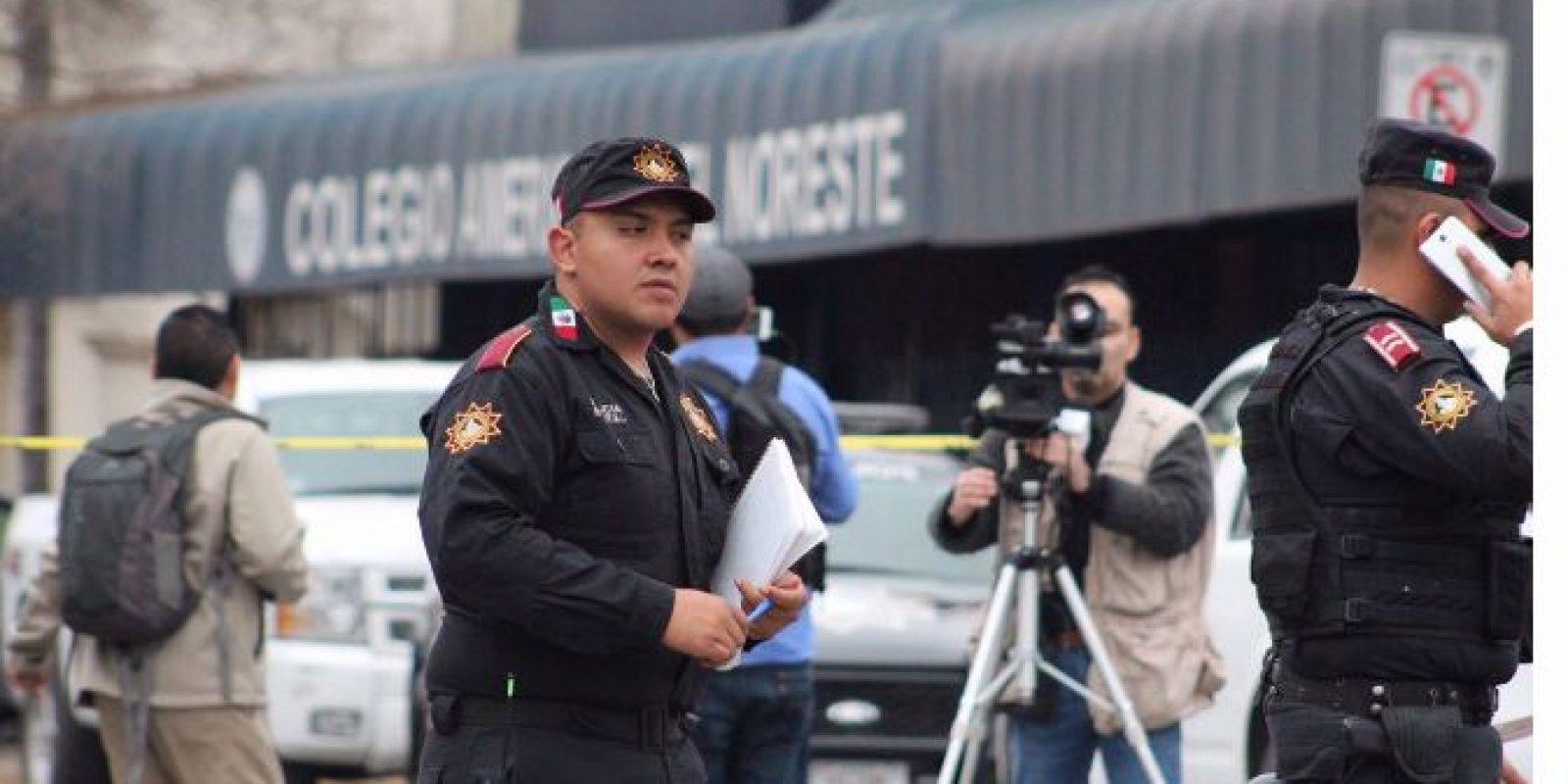 . Imagen Por: Tiroteo Monterrey | Foto. Victor Badillo