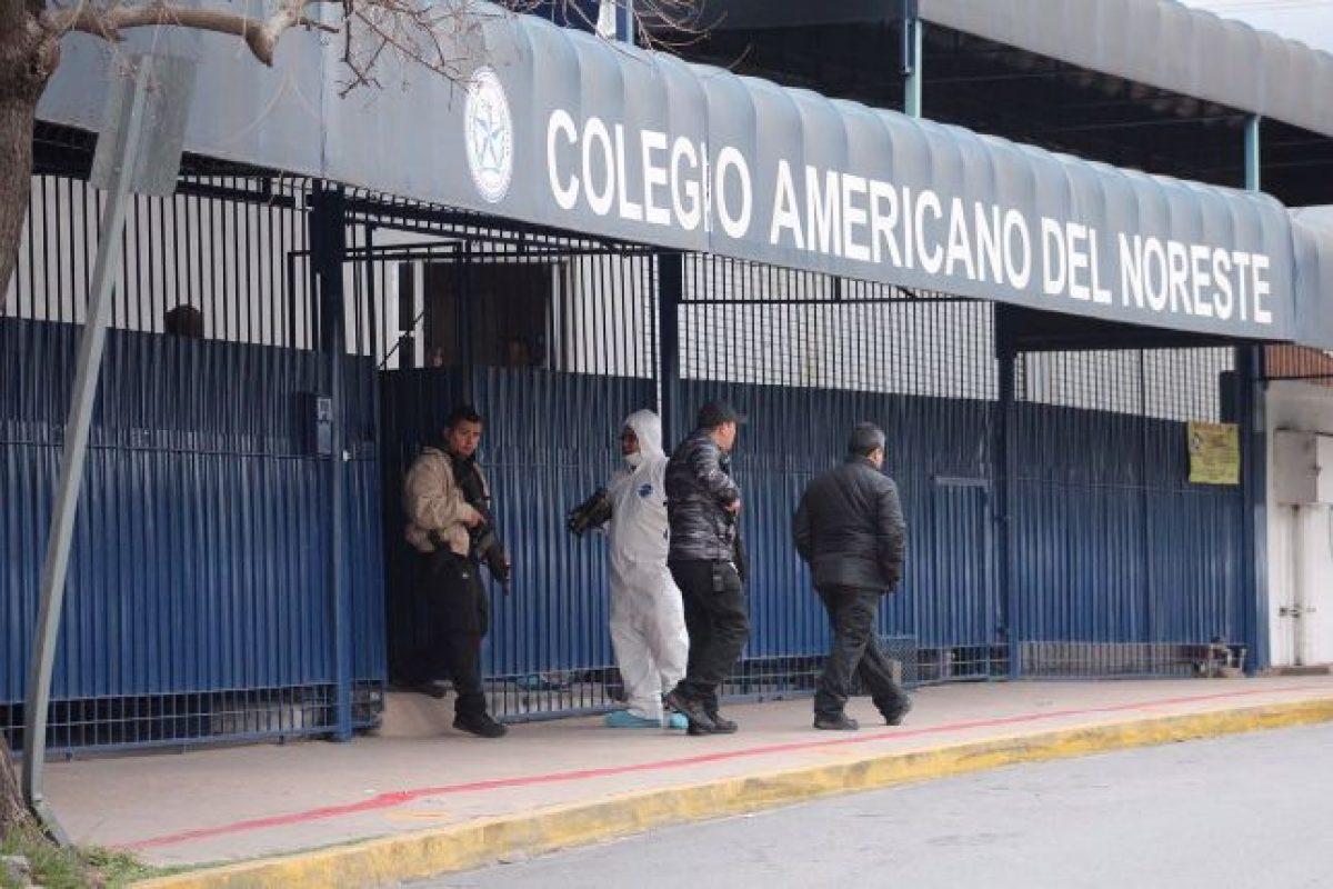 Tiroteo Monterrey. Imagen Por: Foto. Victor Badillo