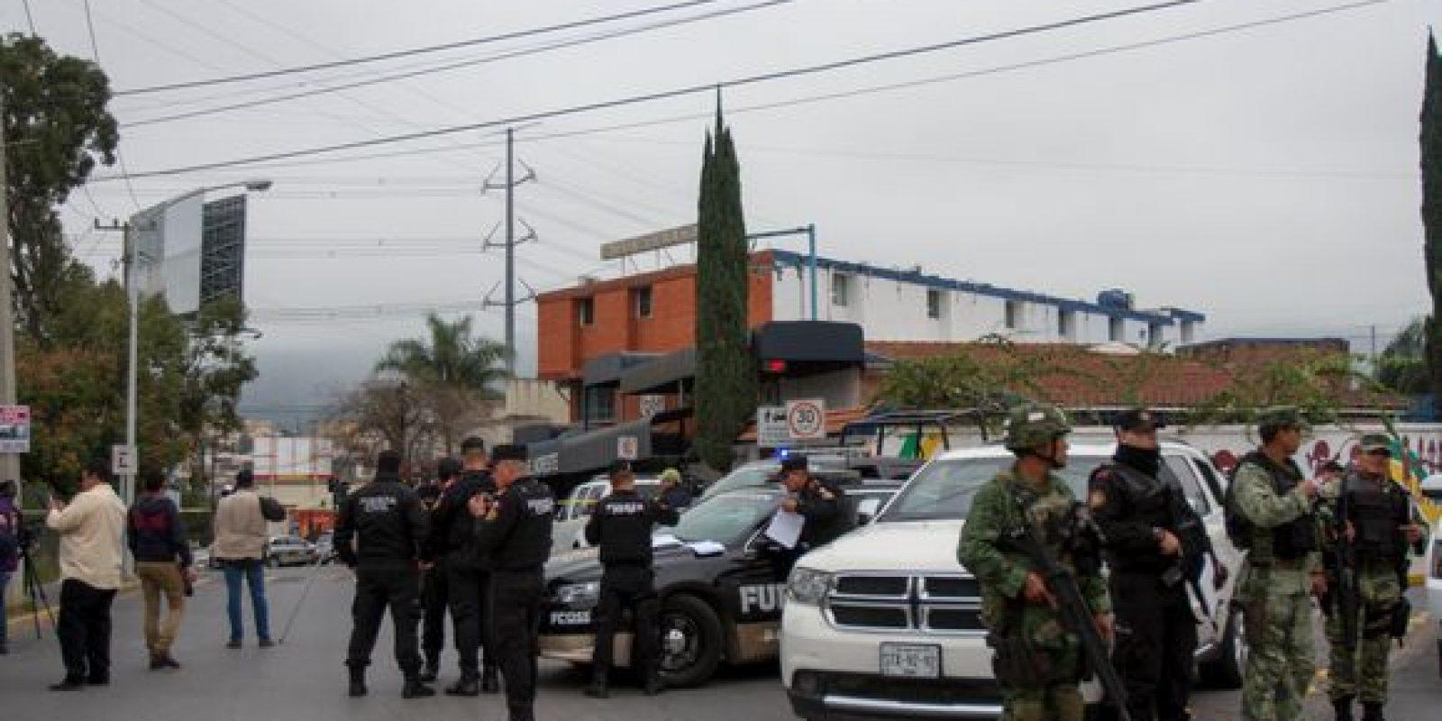 . Imagen Por: Tiroteo Monterrey | Foto. Cuartoscuro