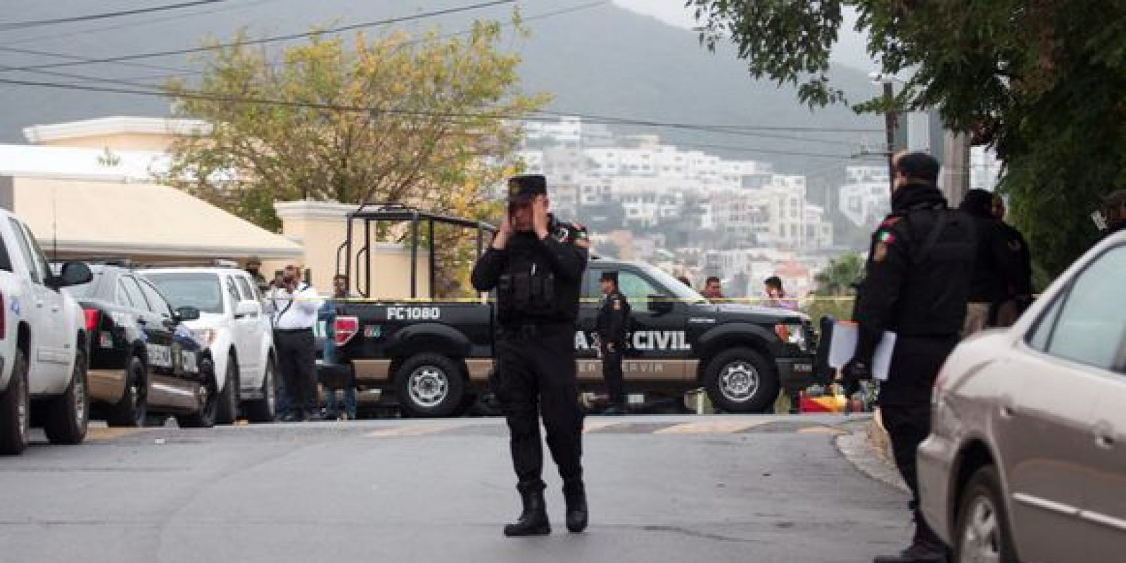 Monterrey. Imagen Por: Tiroteo Monterrey | Foto. Cuartoscuro