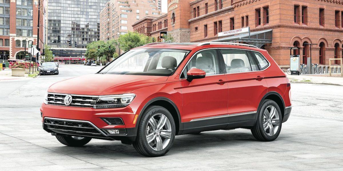 Volkswagen a lo grande con Tiguan y Atlas