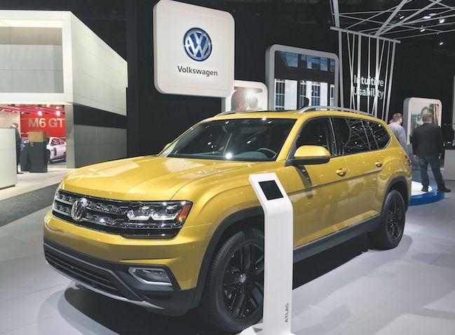 Los SUV son el futuro, por eso es un segmento que crece a niveles de 35 a 40% anual.  |Volkswagen