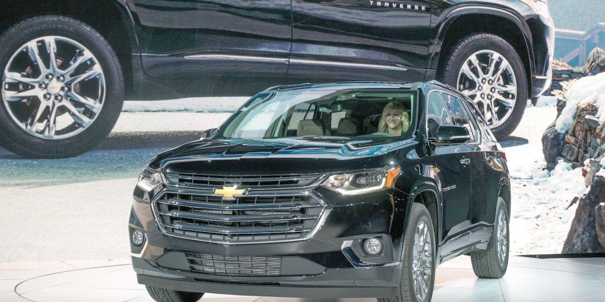 Auto Show Detroit 2017: las marcas americanas se lucen en casa