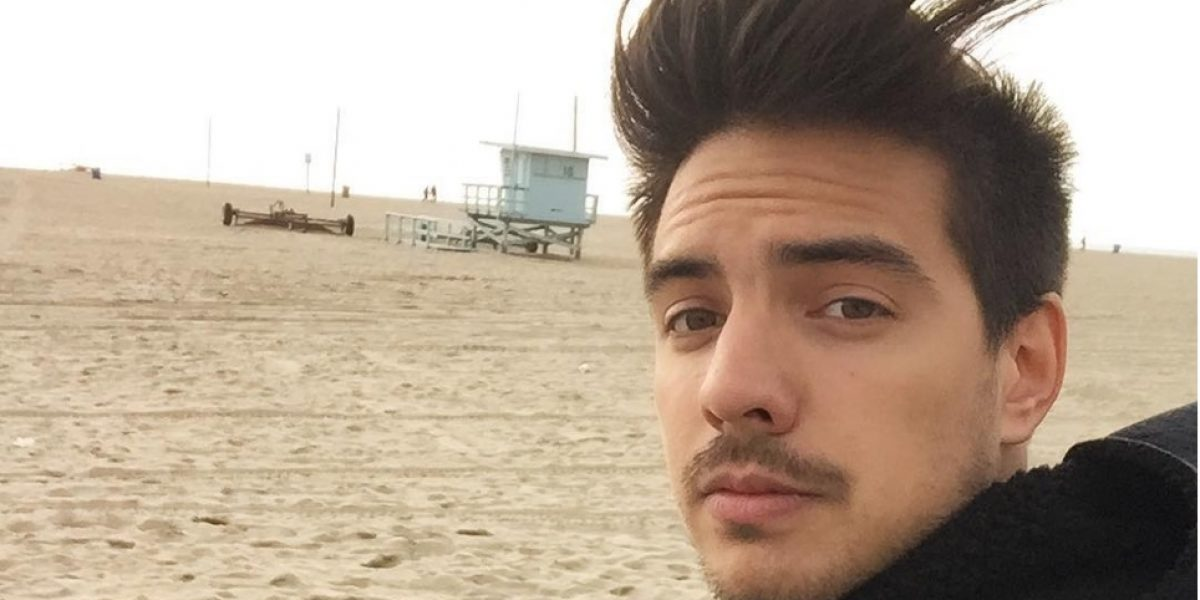 Vadhir Derbez rompe el silencio y habla de sus preferencias sexuales