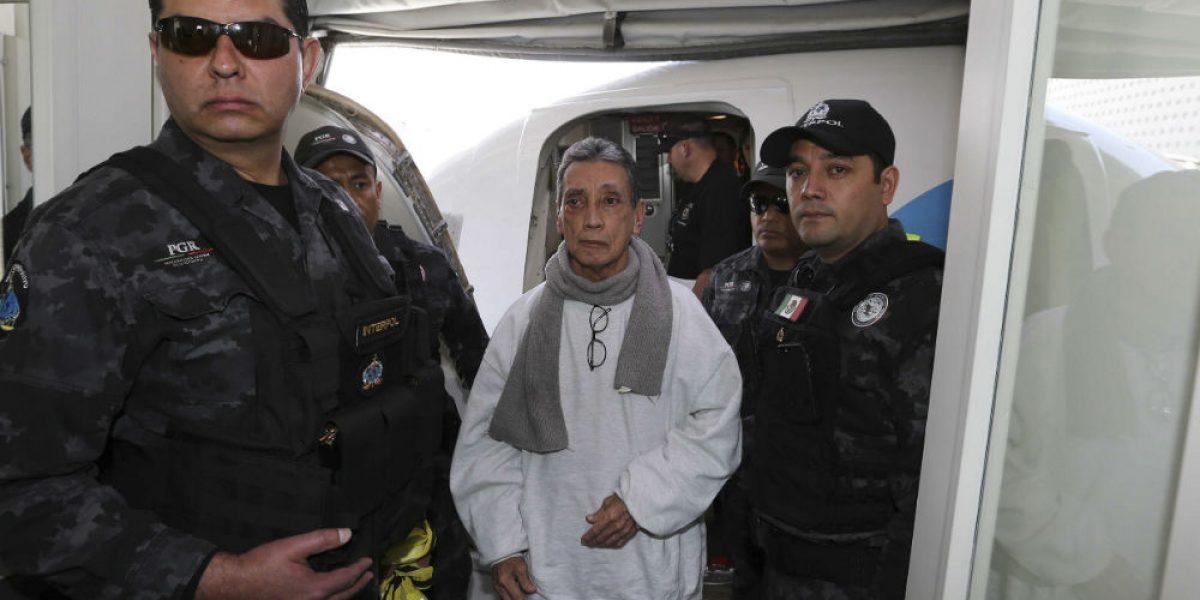 Trasladan a Mario Villanueva a penal federal en Morelos