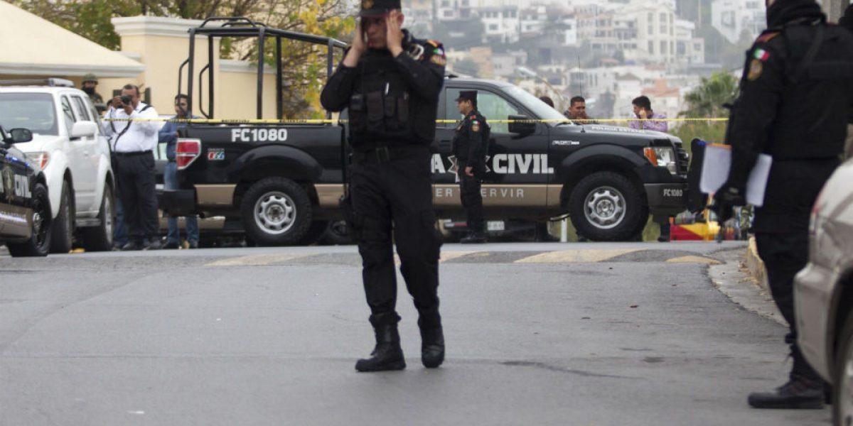 Tirador de Monterrey anunció en Whatsapp que llevaría un arma, pero no le creyeron