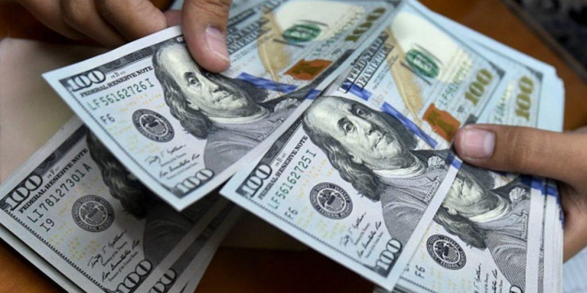Dólar se dispara hasta 22.50 pesos, a un día de Trump