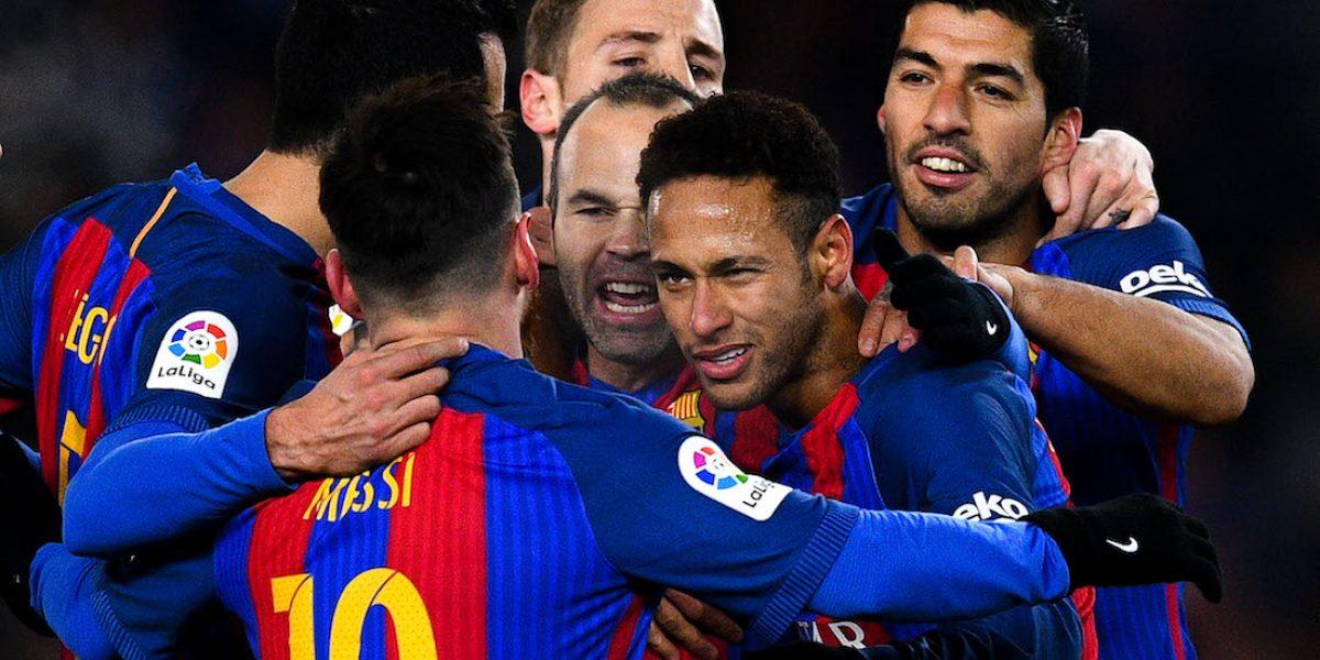 Copa del Rey: Barcelona se impone en Ida de cuartos ante la Real de Vela