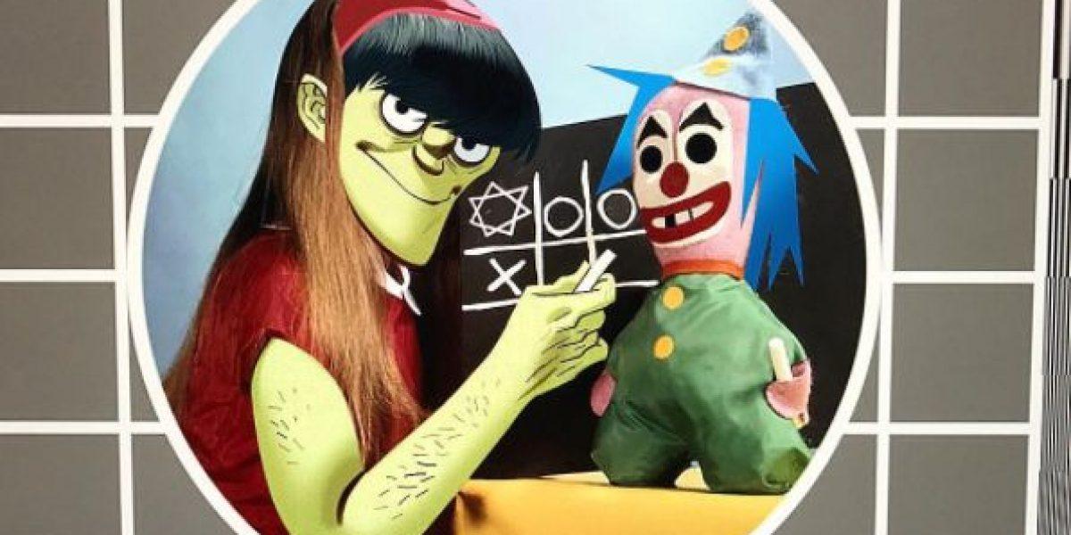 Gorillaz regresa con nueva canción después de 6 años de ausencia