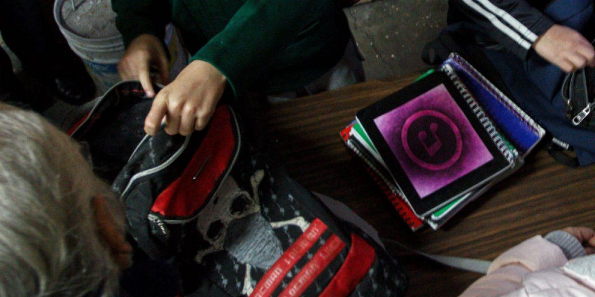 Decomisan arma deportiva a niño de 13 años en colegio de Azcapotzalco