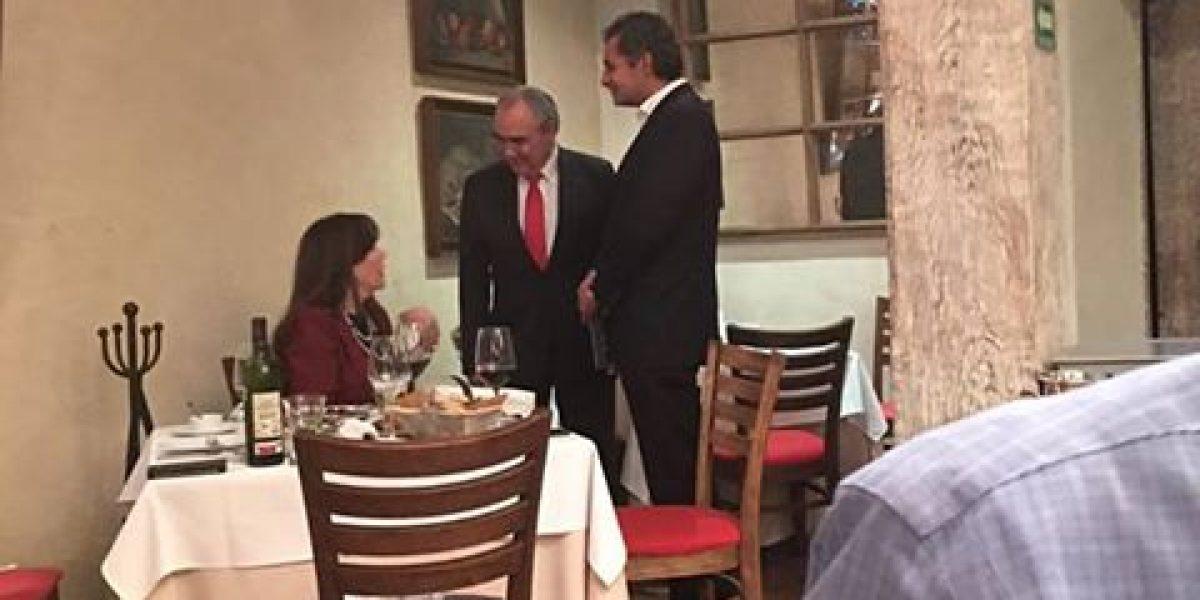 Líderes de Morena y PRI se dan cita en CDMX ¿habrá alianza?