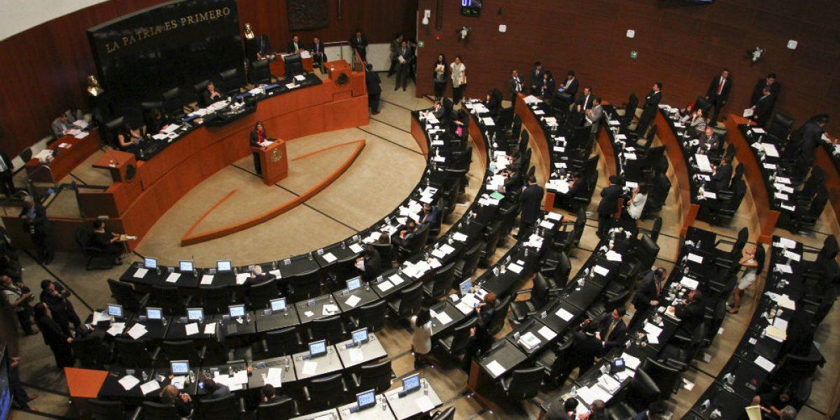 Prestaciones de senadores cuesta a ciudadanos 90 mdp al año: PAN