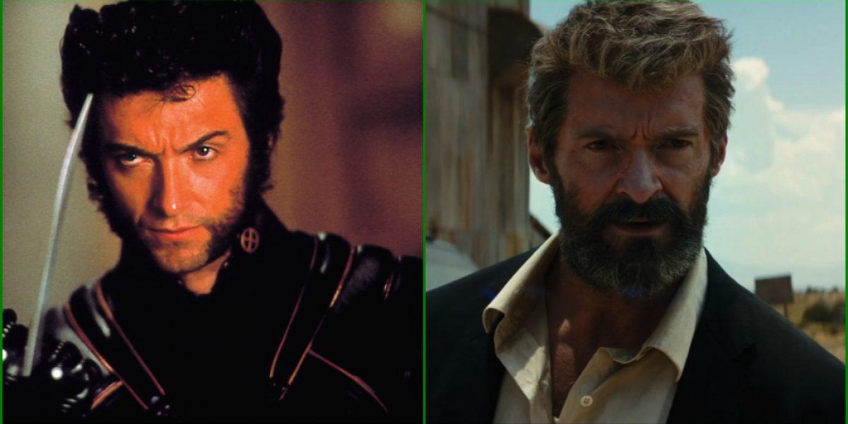 Así ha cambiado Hugh Jackman tras 17 años de ser Wolverine