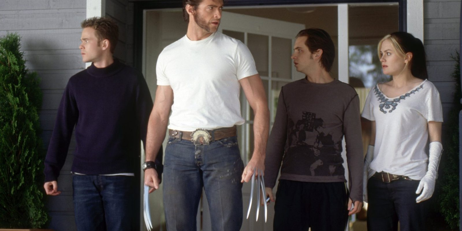 2003: X-Men 2