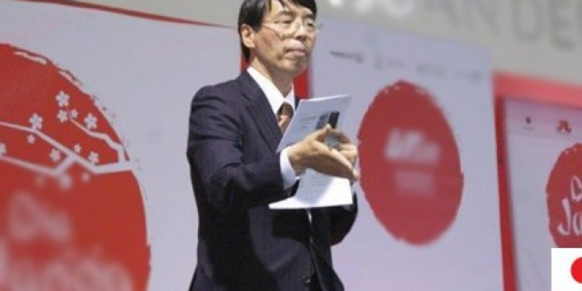 Embajador japonés invita a creer más en México