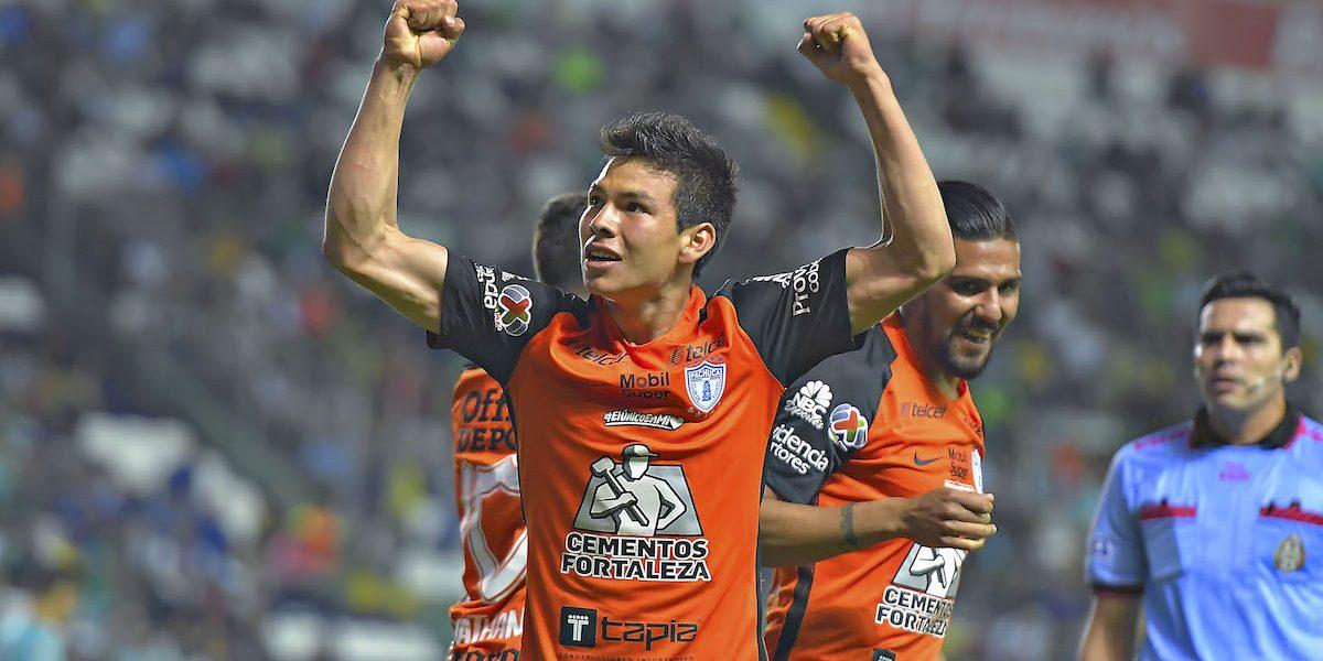 Hirving Lozano se dio el lujo de despreciar a un club europeo