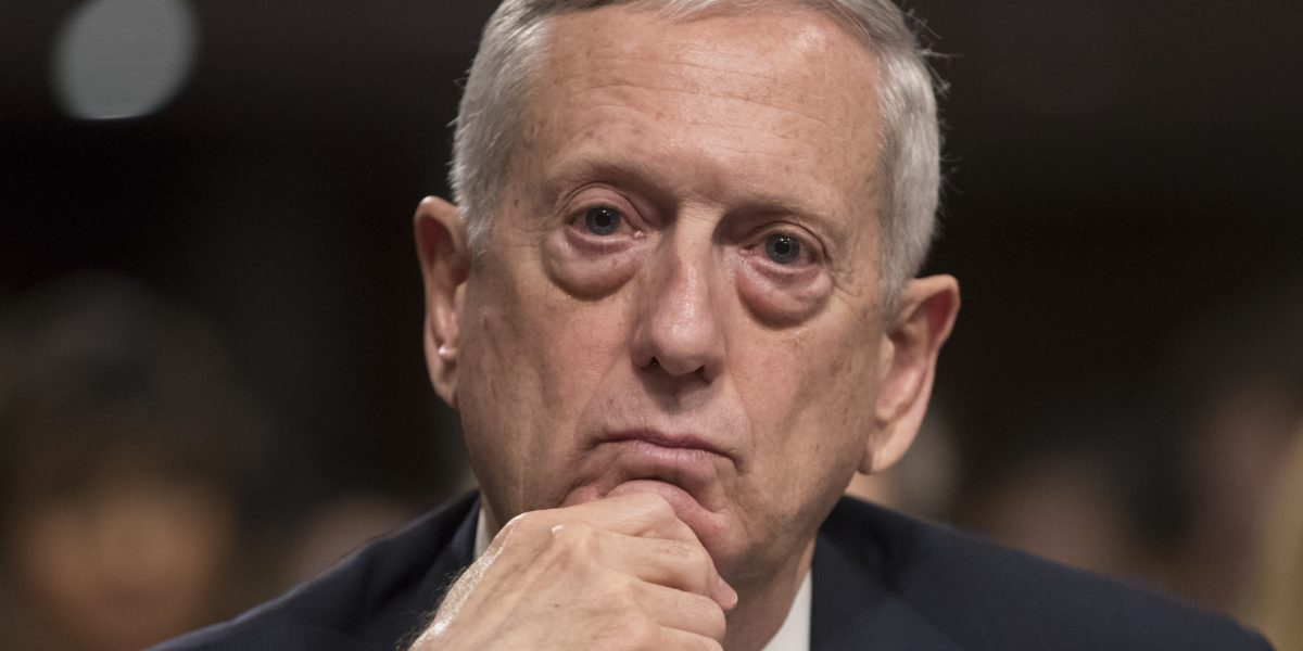Senado confirma a primer miembro del gabinete Trump, Mattis en Defensa