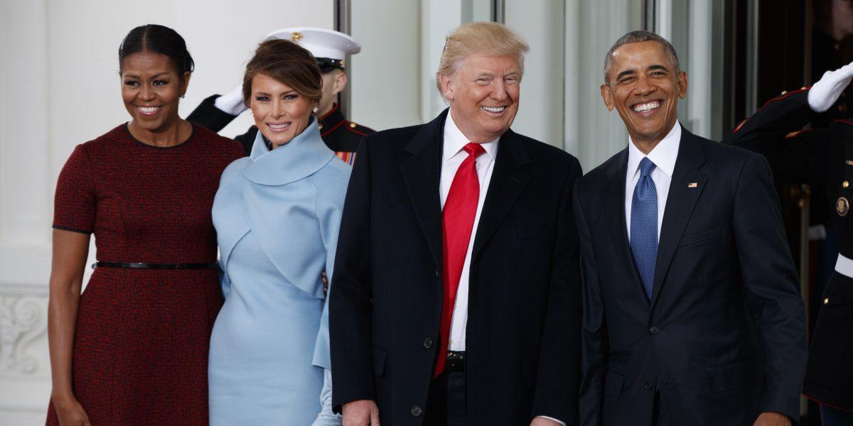 Donald Trump vence a Obama con @POTUS, su nueva cuenta en Twitter