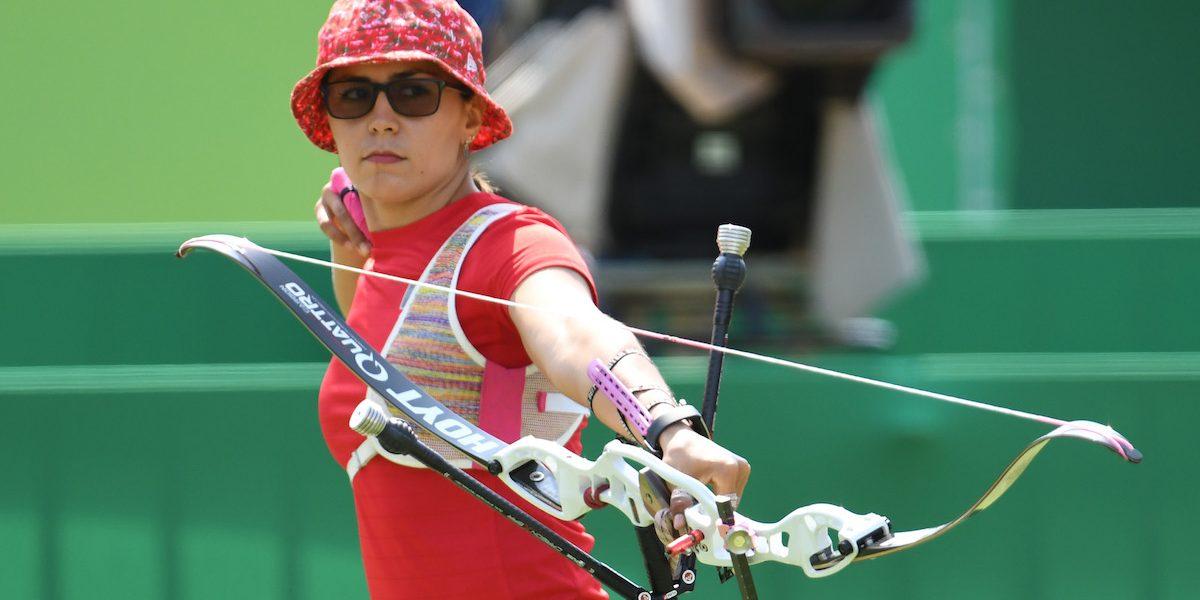 Eliminación dolorosa para Aida Román en el Mundial