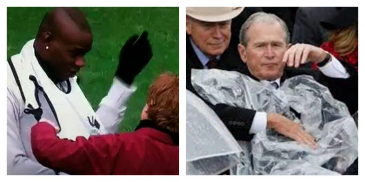 VIDEO: George Bush hace un