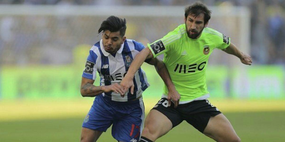 Porto vence a Río Ave y se acerca al Benfica en la tabla general