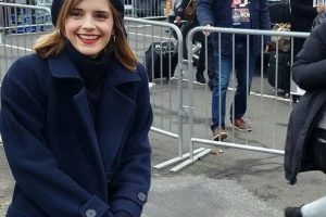 Emma Watson. Imagen Por: Twitter