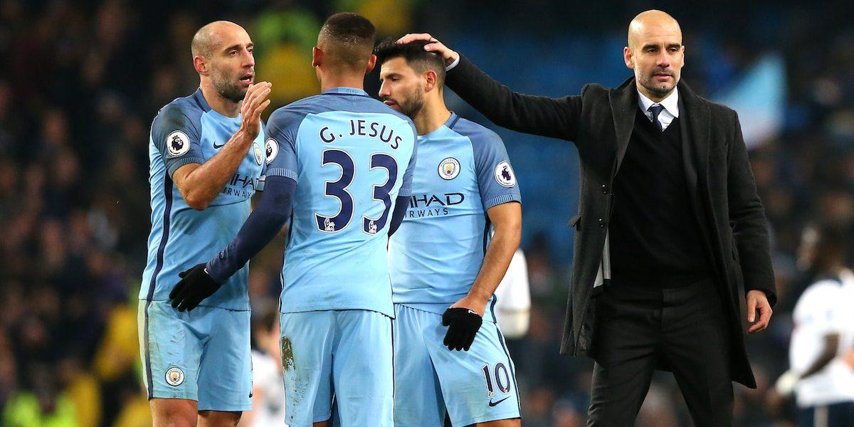 Siguen los problemas de Guardiola en Manchester City