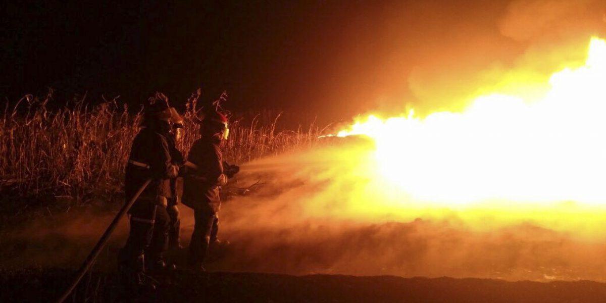 Chile pide apoyo internacional para combatir incendios
