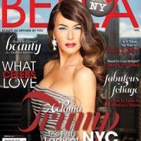 La Primera Dama luce espectacular en la portada de Bella New York.. Imagen Por: Bella NYC