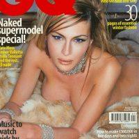 Una de las portadas más polémicas de la nueva Primera Dama de EU es la de GQ. La publicación sirvió de arma arrojadiza durante la campaña electoral. |GQ