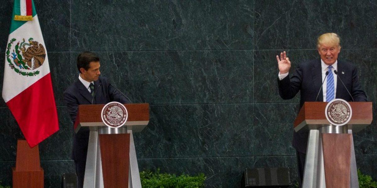 Casa Blanca confirma reunión de Peña Nieto y Donald Trump