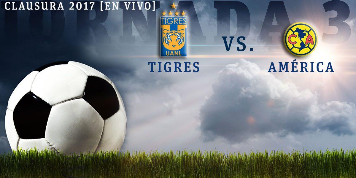 Tigres vuelve a derrotar al América en el