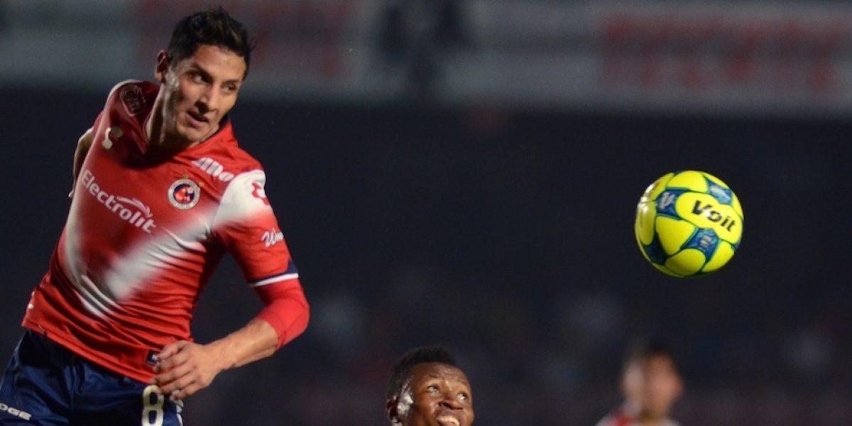 Veracruz vence a Atlas en el inicio de la Jornada 3 de la Liga MX