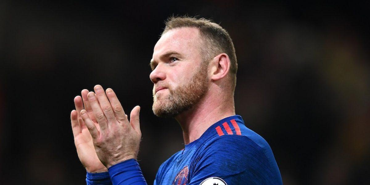 Wayne Rooney se convierte en goleador histórico del United
