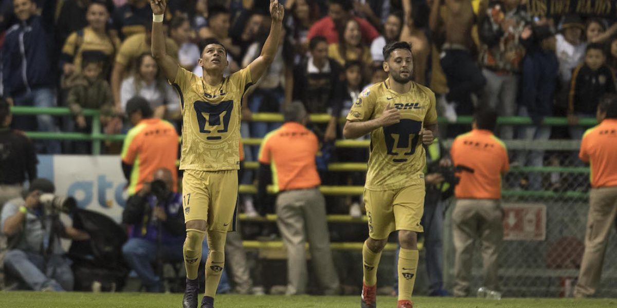 De último minuto Gallardo le da el triunfo a Pumas sobre León