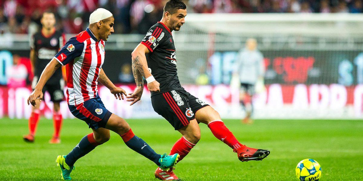 Chivas sufre su primer descalabro del Clausura 2017 ante Xolos