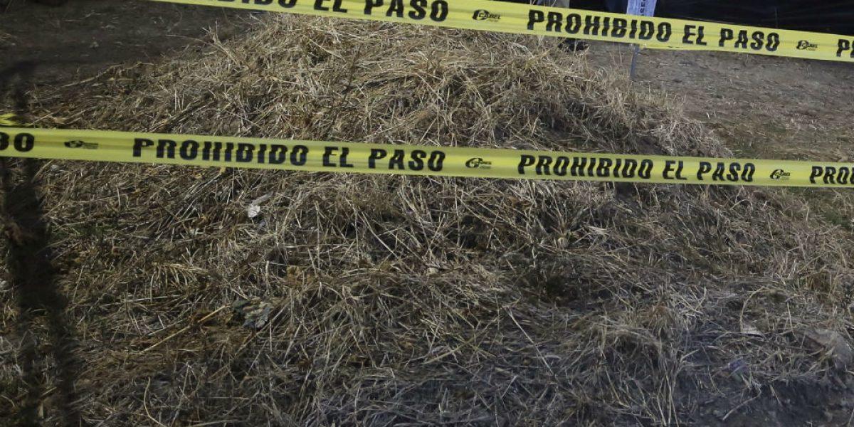 Hallan 56 cuerpos en fosa clandestina de Nuevo León
