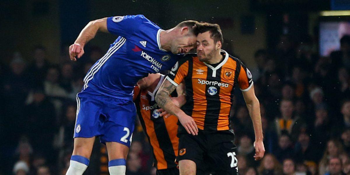 Futbolista inglés es operado de una fractura craneal